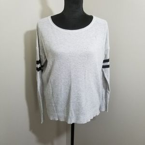 American Eagle Gray AHH-MAZINGLY SOFT SZ L